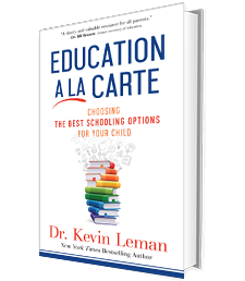 Education a la Carte by Dr. Kevin Leman